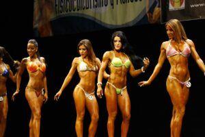 harrow personal trainer bikini girls
